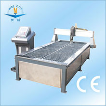 NC-P1530 CNC plasma cutting machine for steel aluminum stainless cutting with CE GOST CERTIFICATE