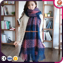new winter fashion scarves mixed colors warm mohair scarves scarves came with money