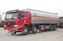 HOWO 8x4 40m3 fuel truck,oil truck,fuel tank truck