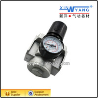 "1/4"" BSP Pneumatic Components Compressed Air Regulator"