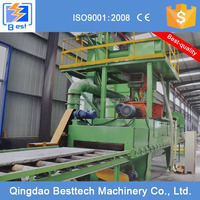 Q69 new design paving stone sand blasting machine