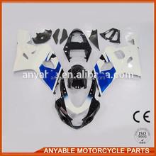 China wholesale custom GSXR600/750 2004 2005 for suzuki motorcycle fairing body kit