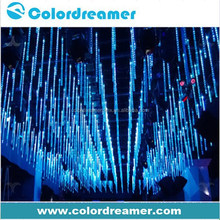 DMX led vertical tube lighting night club decoration for stage ceiling