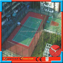 indoor/outdoor tennis court surface in Artificial Grass&Sports Flooring