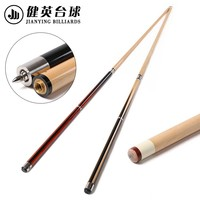 Custom English snooker cue factory gifts mini pool table manufacturer