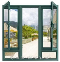 factory price fashional aluminum shed window