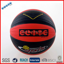 Laminated pvc 8 panels balls for basketball