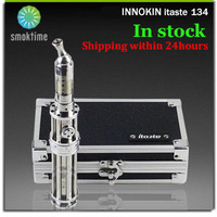 Innokin 134 Chrome + Battery + Charger 18650 IMR Purple 2500mah Genuine