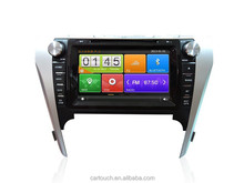 for Toyota Camry 2012 car radio dvd gps navigation system