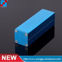 YGS-001 25x25-80 mm Professional pcb electrical aluminum enclosure manufacturer china electronics