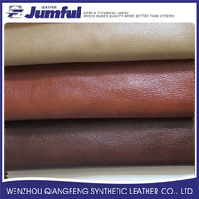 Factory printing artificial decorative pvc leather price for car