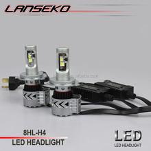 High performance 12v 36w G8 led headlight 6500k made with cr-e e, easier install wirh smaller size for all cars