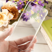 For Iphone 6 6S Clear Pc Hard Case
