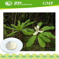 High quality plant extract Herbal Medicine from Magnolia Extract powder food Magnolol Honokiol