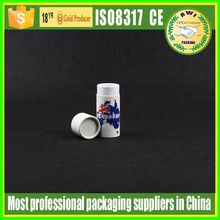 industrial bottom & lid type postal paper tube box for activity use /tube from alibaba supplier