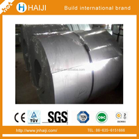 China's shandong province SPHC SGCC JIS G3302 hot dip color coated galvanized steel coil