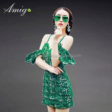 flora evening dress neck charming elegant fashion newest evening dress wholesale