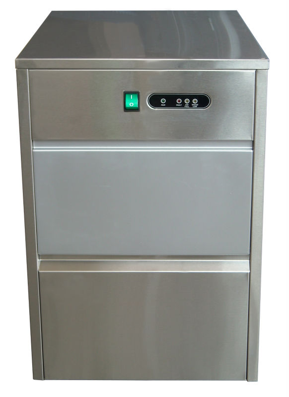 ice maker ZB-20 SS commercial ice maker/ice making machine