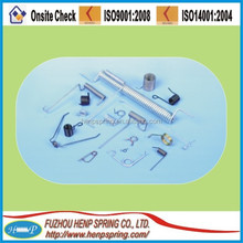 torion spring for bathroom accessory