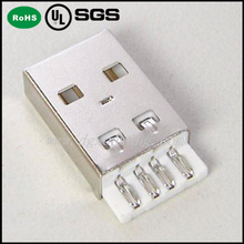 telephone to usb male connector solder a type