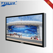 42 inch TFT and wifi lcd advertising player