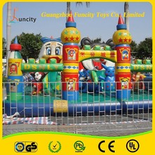 Competitive Price Gaint Inflatable Fun City,Fun City Play Equipment ,Fun City Games Selling