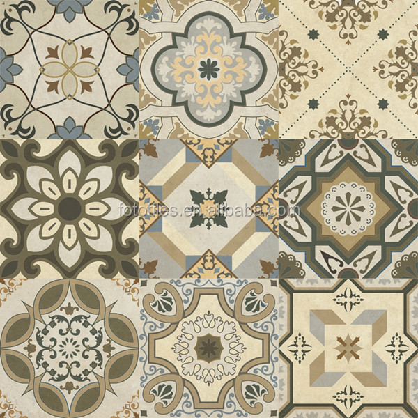 Partysu decorativo padr es de azulejos piso de azulejo da for Azulejos decorativos