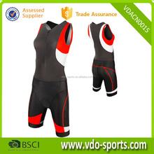 Womens Hot Design Flatlock Short Triathlon Tri Suit