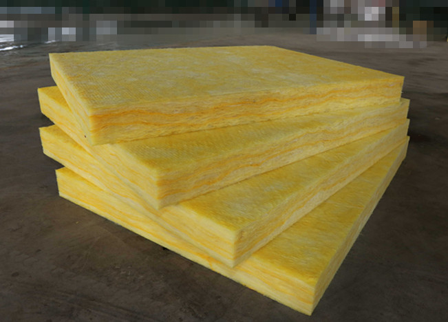 Source aluminium foil glass wool insulation batts jacket for Cost of mineral wool vs fiberglass insulation