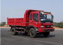 Foton 4x2 camiones volquete/forland camiones