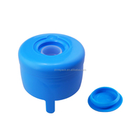 20L water bottle cap with anti-tamper pop top disc cap