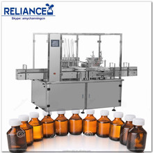 R-VFfully automatic seed oil filling capping production line