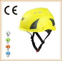 coal miner helmet,solid PP shell safety helmet with CE en 397