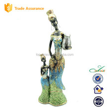 resin african culture home decor