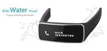 2015 T2 Smart Band For Fitness, Bluetooth Smart Health Band With OLED Screen/