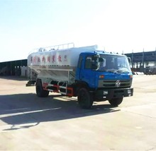 12 tons Dongfeng 190hp bulk animal feed delivery truck