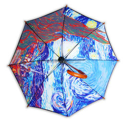 best quality inside full printed umbrella for sale in guangzhou