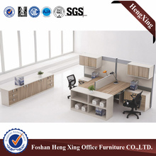 Hi-tech design eco-friendly cheap office workstation cubicle HX-PT5059