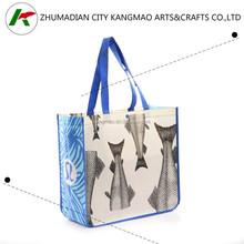 Custom fashion non-woven lamination bag