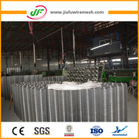 stainless steel welded mesh wire / electro gi welded wire mesh