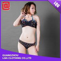 Fashional bikini swimwear bikini for mature women
