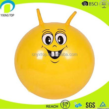 New inflatable hopper ball with handle