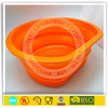 High quality silicone collapsible wash basin , marble counter top wash basin , hindware wash basin