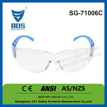 Taiwanese Sunglasses Manufacturer Sport Sun Goggle Safety Glasses ANSI Z87 & CE EN166 Safety Goggle