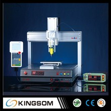TS-400F High precision 3 axis automatic Robot Glue Dispenser for PCB electronic components