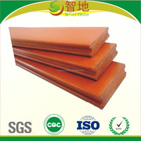 Wholesale Solid Outdoor composite wpc decking board