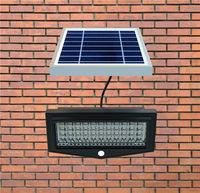 Motion Sensor High Watt Plastic Spike For Solar Light Equipment
