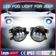 Jeep fog light covers led headlight for harley davidson motorcycle, fog head light