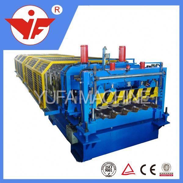 raingutter machine