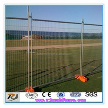 Hot sale PVC coated galvanized temporary fence price/metal temporary fence panel alibaba china supplier